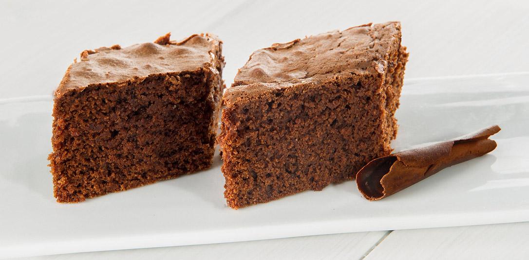 Torta magra al cioccolato