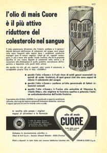 Pubblicità Olio Cuore 1960 - 3