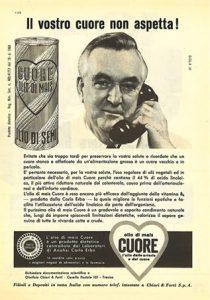 Pubblicità Olio Cuore 1960 - 4