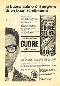 Pubblicità Olio Cuore 1960 - 5