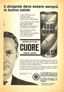Pubblicità Olio Cuore 1960 - 6